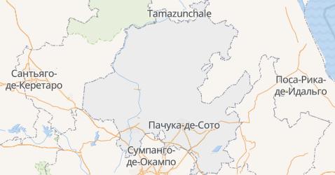 Идальго - карта