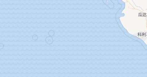 科利馬州地图
