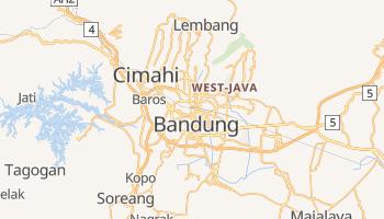 Online-Karte von Bandung