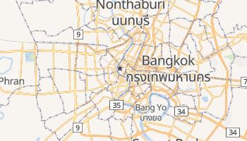 Online-Karte von Bangkok