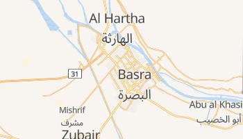Online-Karte von Basra