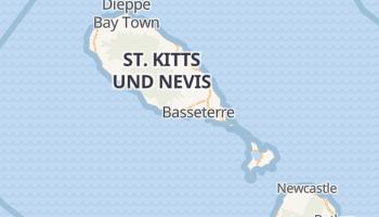 Online-Karte von Basseterre