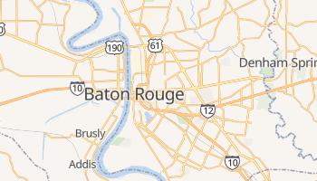 Online-Karte von Baton Rouge