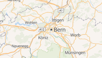 Online-Karte von Bern