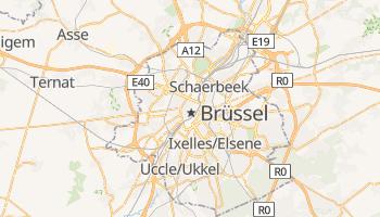 Online-Karte von Brüssel