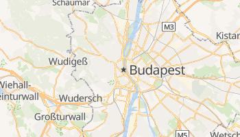 Online-Karte von Budapest