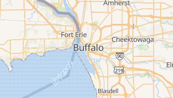 Online-Karte von Buffalo
