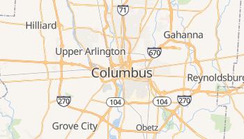 Online-Karte von Columbus
