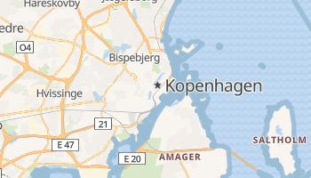 Online-Karte von Kopenhagen