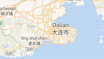 Online-Karte von Dalian
