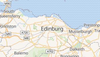 Online-Karte von Edinburgh