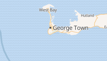 Online-Karte von George Town (KY)