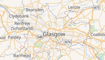 Online-Karte von Glasgow