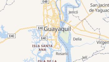 Online-Karte von Guayaquil