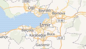 Online-Karte von İzmir