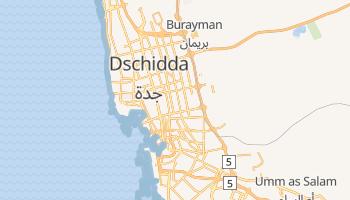 Online-Karte von Dschidda