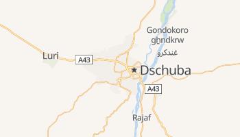 Online-Karte von Dschuba