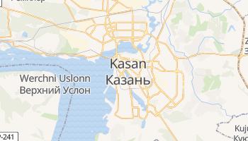 Online-Karte von Kasan