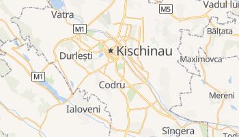 Online-Karte von Kishinev
