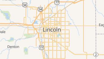 Online-Karte von Lincoln