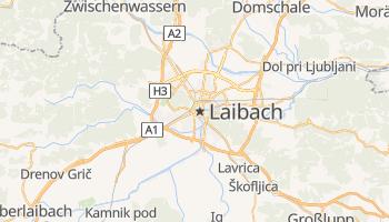 Online-Karte von Ljubljana