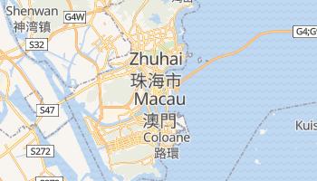 Online-Karte von Macao