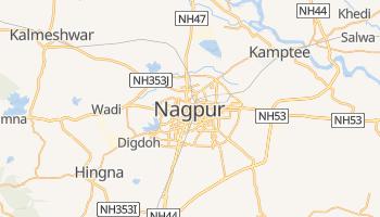 Online-Karte von Nagpur