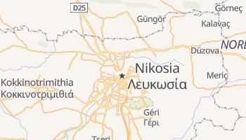 Online-Karte von Nikosia