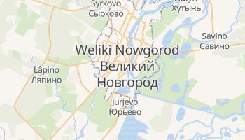 Online-Karte von Weliki Nowgorod