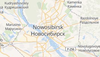 Online-Karte von Nowosibirsk