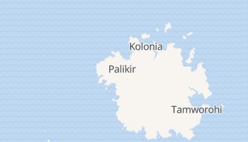 Online-Karte von Palikir