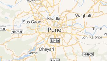 Online-Karte von Pune