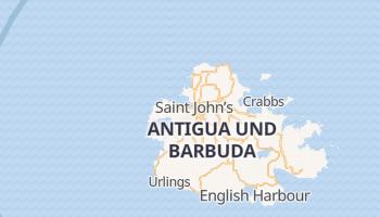 Online-Karte von Saint John's (Antigua)