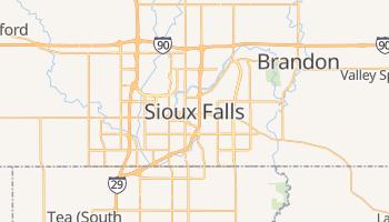 Online-Karte von Sioux Falls