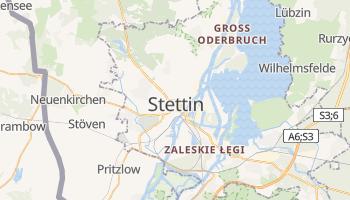 Online-Karte von Stettin