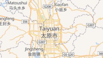 Online-Karte von Tàiyuán