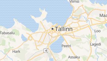 Online-Karte von Tallinn