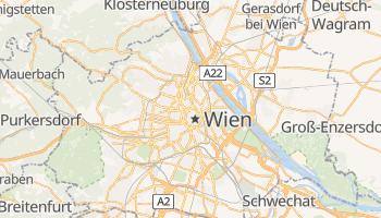 Online-Karte von Wien