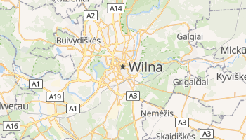 Online-Karte von Wilna