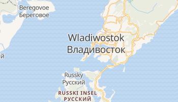 Online-Karte von Wladiwostok