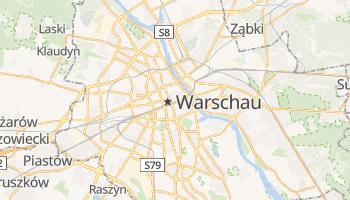 Online-Karte von Warschau