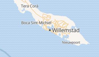 Online-Karte von Willemstad