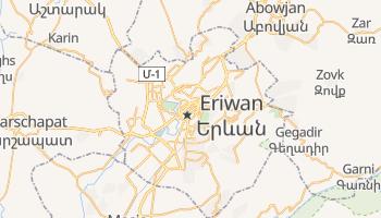 Online-Karte von Eriwan