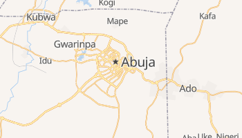 Abuja online map
