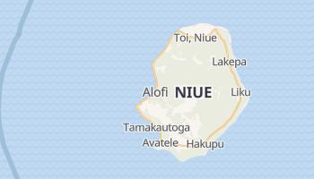 Alofi online map