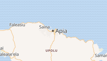 Apia online map