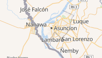 Asuncion online map