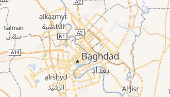 Baghdad online map