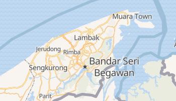 Bandar Seri Begawan online map