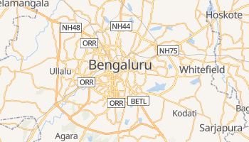 Bangalore online map